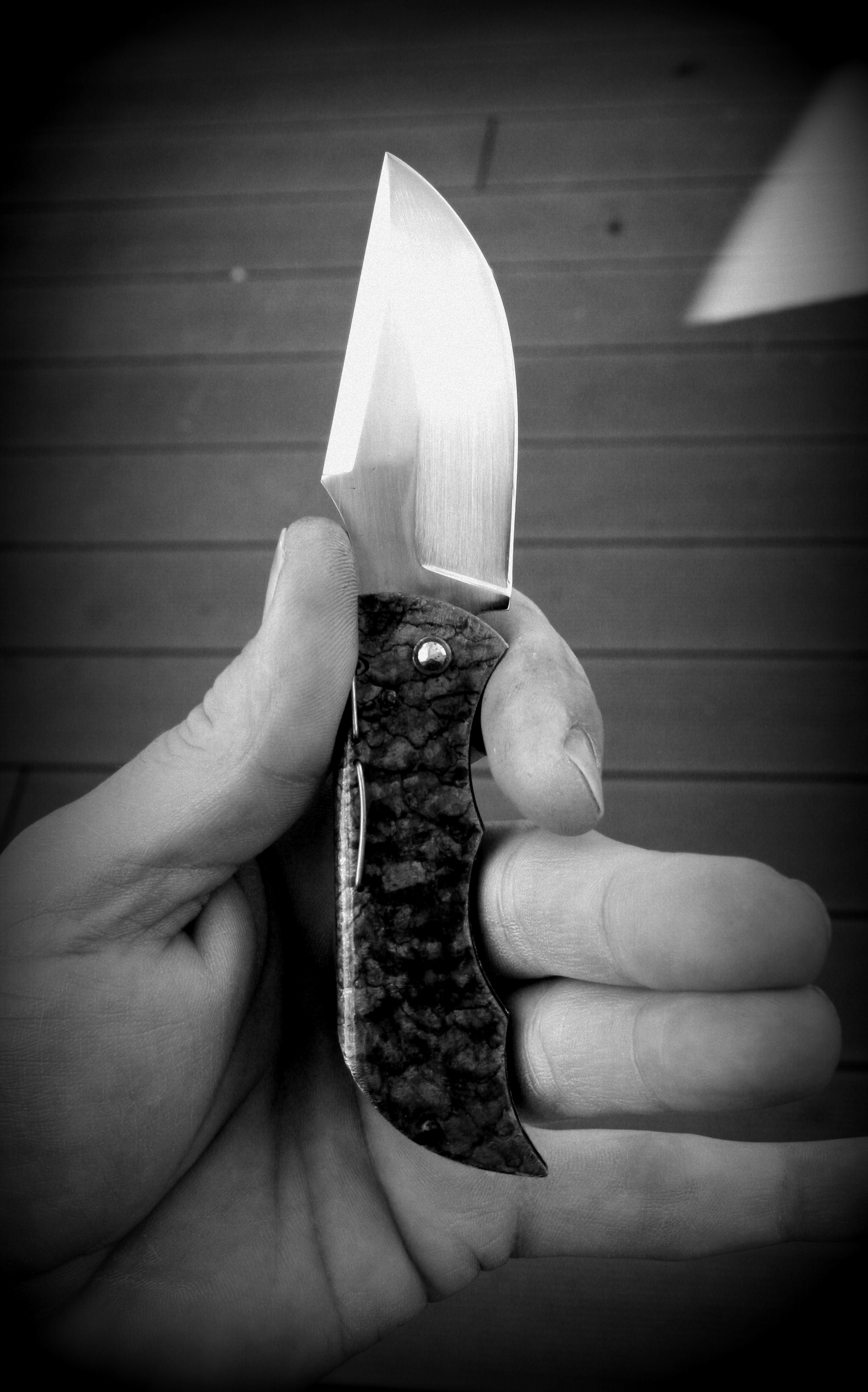 """Couteau pliant """"Le Plegat"""""""