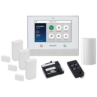 Resideo Honeywell Home SafeyZone Security Sytems Lyric