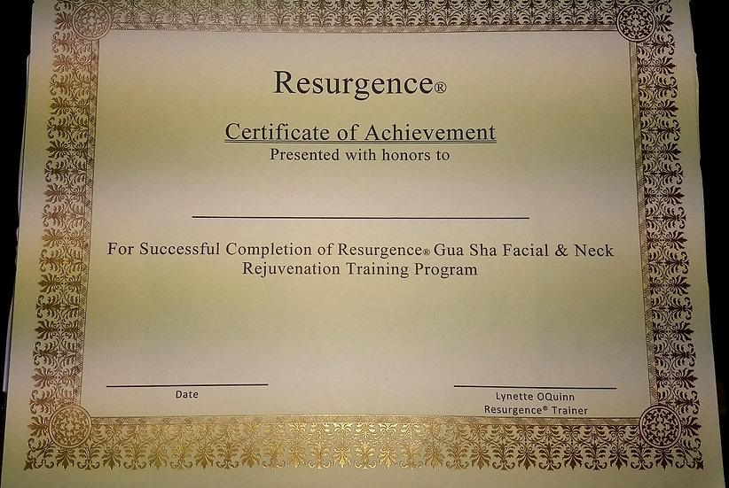 Certification Training