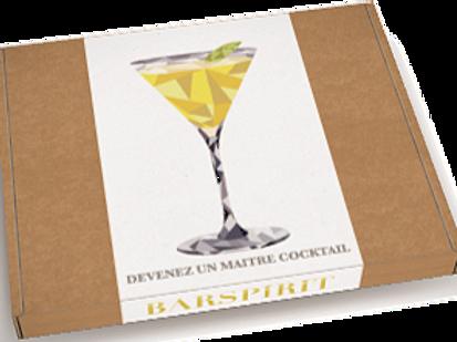 BOX atelier cocktail pour 2 personnes