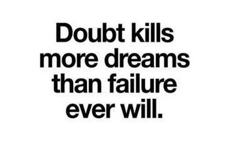 How To Overcome Self Doubt In 2 Simple Steps.