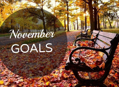 New Month, New Game plan!
