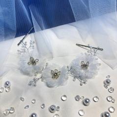Bridal vine pin style