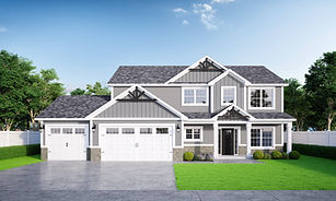 New House for sale by Jordan Homes 1184 Chesapeake, Lafayette, IN 47909 in Raineybrook Subdivision