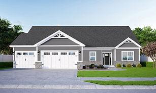 Jordan Homes for sale in Raineybrook Subdivision 1192 Chesapeake, Lafayette, IN 47909
