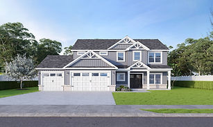 New Home by Jordan Homes 5302 Daffodil Drive, West Lafayette, Indiana