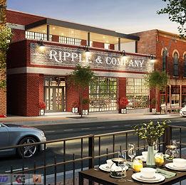 Ripple & Company, 1007 Main St, Lafayette, IN 47901, Rendering