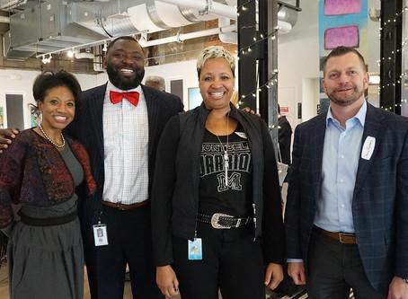 NPR interviews REACH & Partners