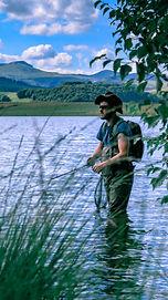Guide de pêche Cantal Aubrac