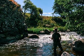 guide de pêche truite Cantal, Aubrac