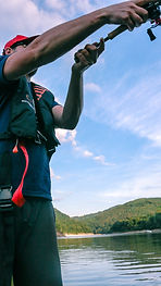 Carnassier, guide de pêche Cantal Aubrac