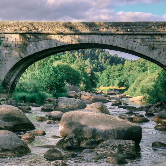 Pont de La Chaldette, Aubrac