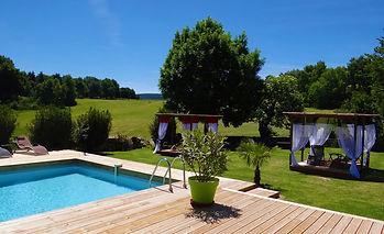 Chambres d'hôtes, Cantal, Aubrac