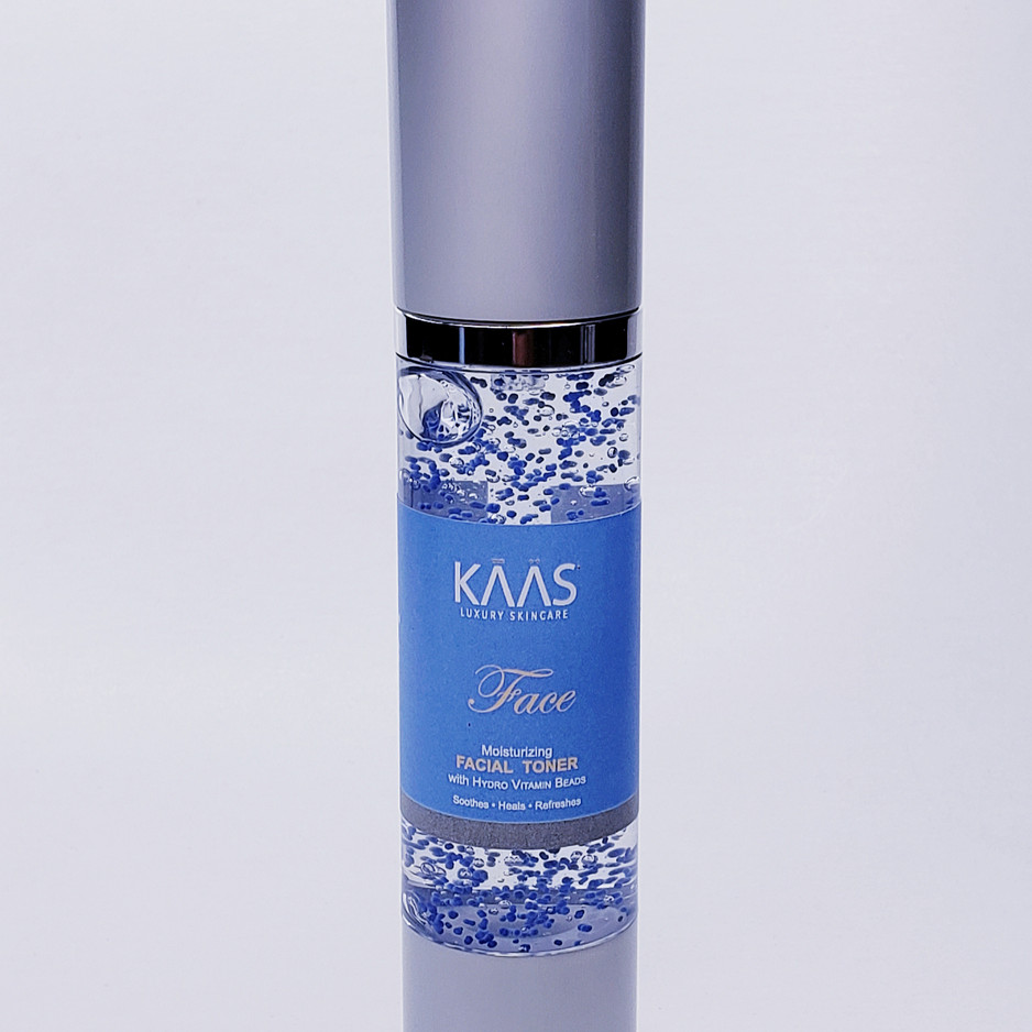 Moisturizing Facial Toner with Hydro Vitamin Bead