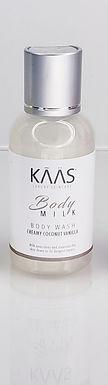 Coconut Body Wash 2oz