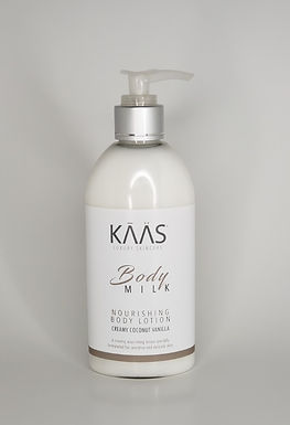 Creamy Coconut Vanilla Nourishing Body Lotion