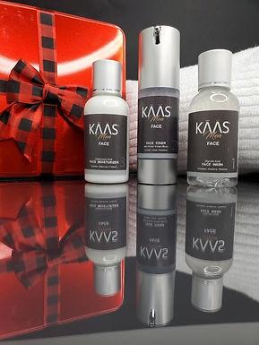 No Box KAAS Face Gift Set 2oz
