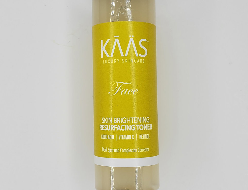 SKIN BRIGHTENING RESURFACING TONER