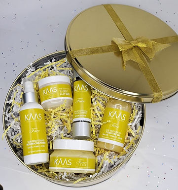 Bright & Clear Collection Gift Box