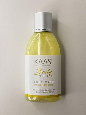 Vanilla Lemon Sugar Body Wash