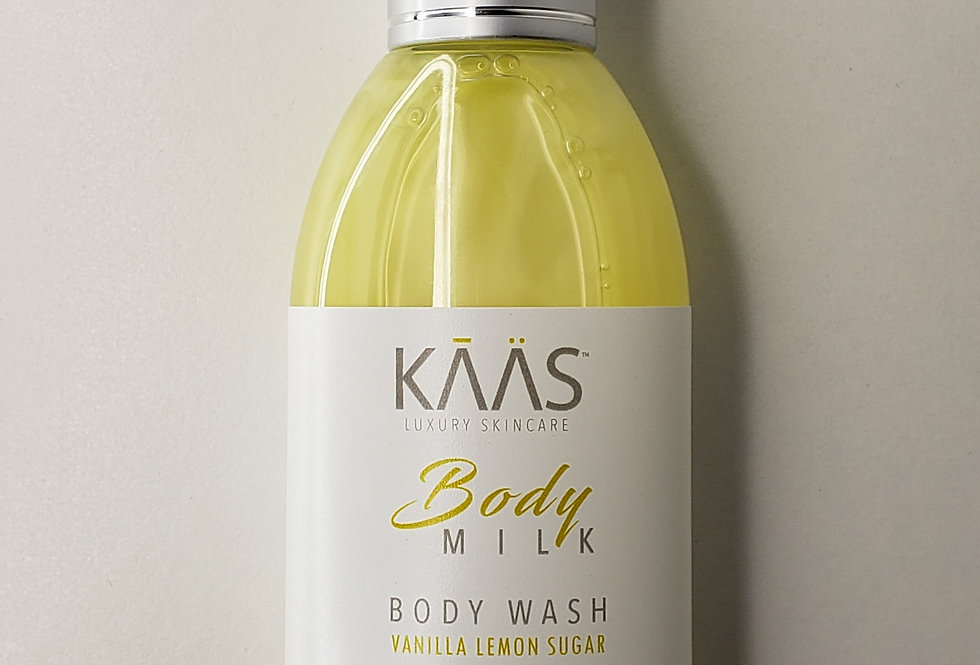 Vanilla Lemon Sugar Body Wash