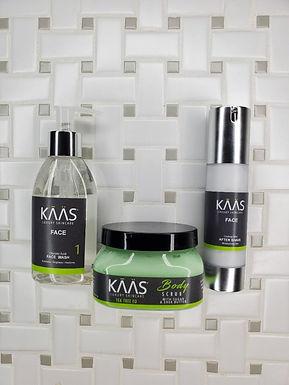 No Box KAAS Face Gift Set Tea Tree