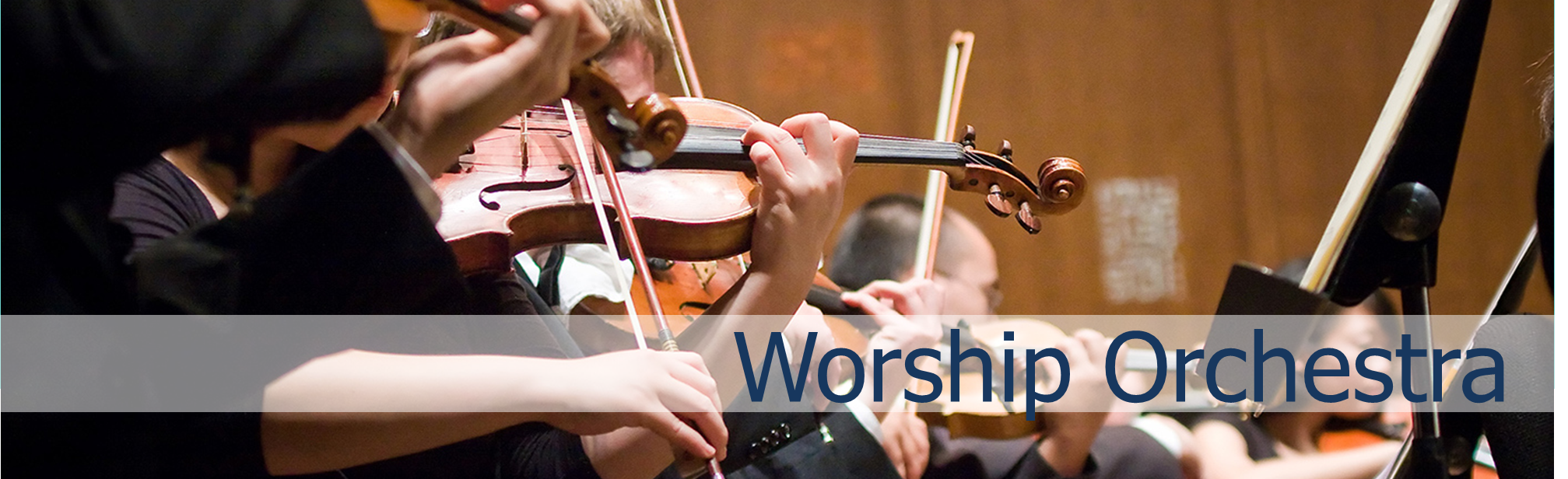 Worship Orchestra