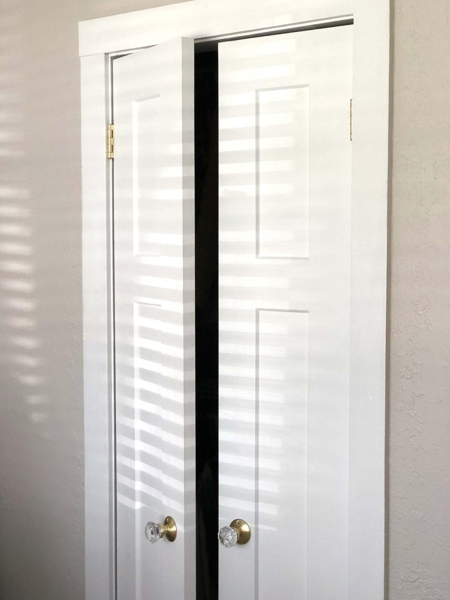 How To Bi Fold Doors Into French Doors