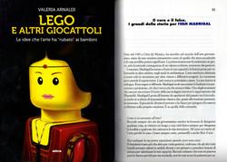Libro ¨Lego e altri giocattoli¨
