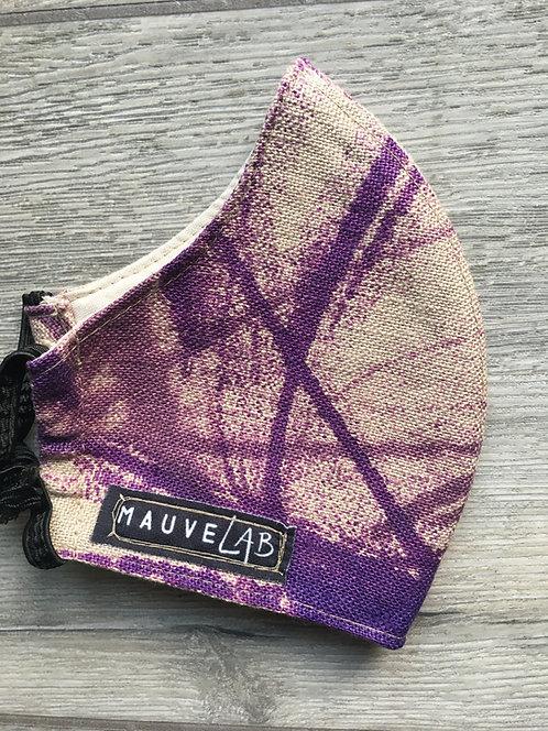 MK paars print