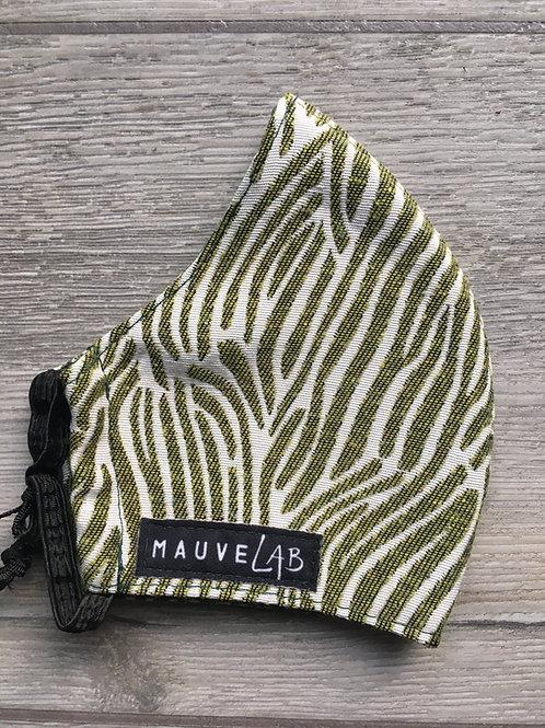 MK zebra groen