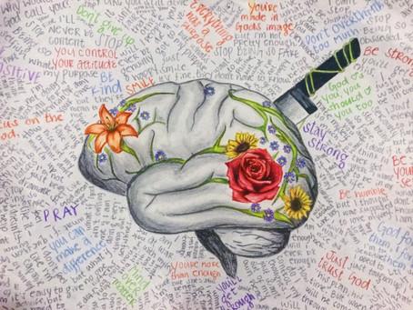 My mind..