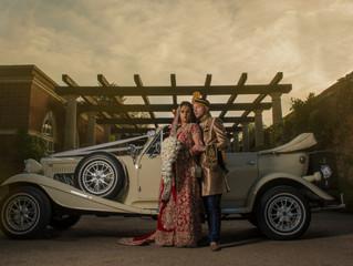 Ramyar and Khaleda Wedding