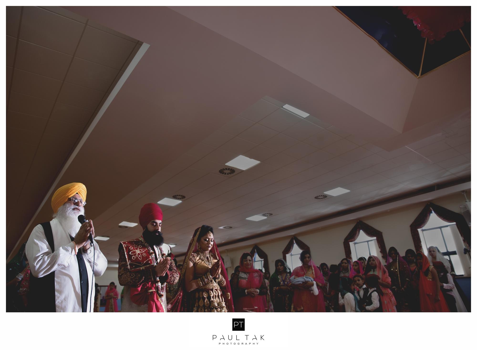 sikh wedding