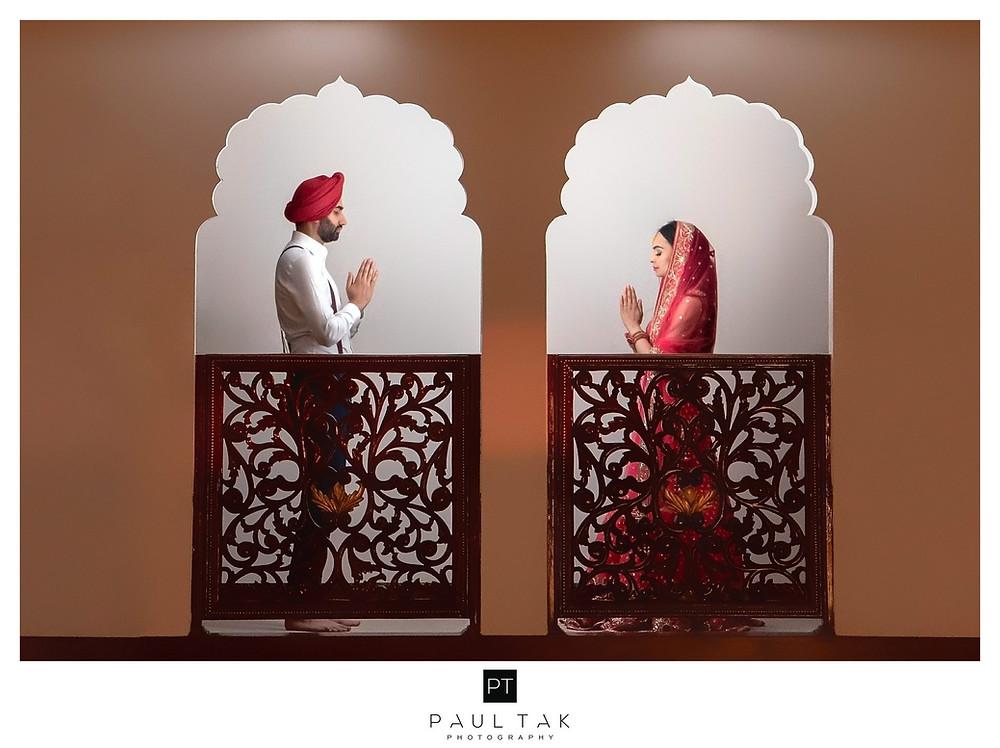 Gravesend Gurdwara Sikh wedding photography
