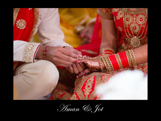 Aman and Jots Wedding 2017