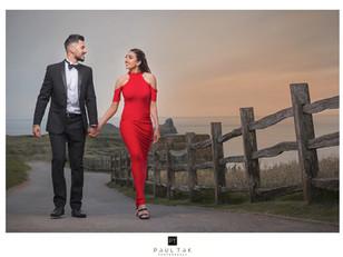 Aj and Sandy's epic pre-shoot - asian wedding photography