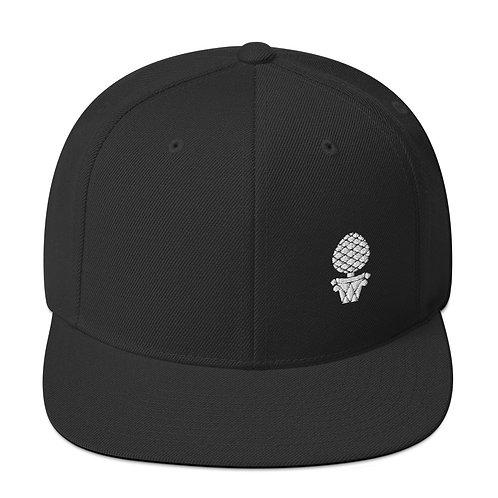 Pinienzapfen - Snapback-Cap