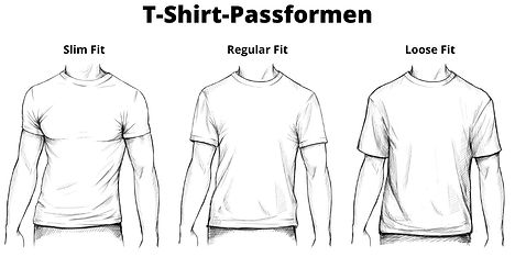 t-shirt-passformen-slim-fit-regular-fit-