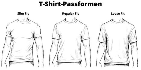 t-shirt-passformen-slim-fit-regular-fit-