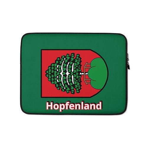 Hopfenland - Laptophülle