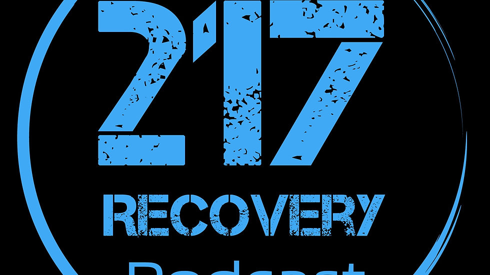 217 Recovery Podcast T-Shirt