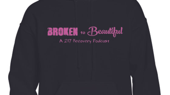 Broken to Beautiful Sweatshirt