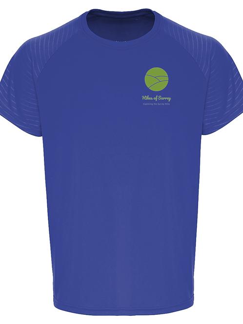TR014 TriDri® Embossed Sleeve T-Shirt