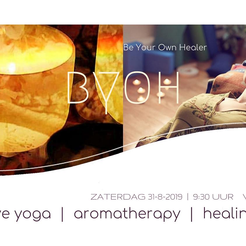Restorative Yoga Aroma Sound Therapy (2)