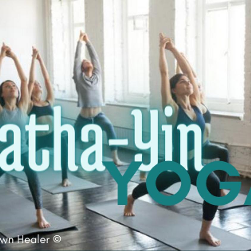 Hatha-Yin Yoga