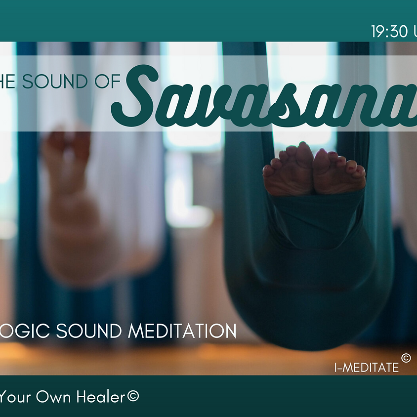Meditatief concert in een hangmat: The Sound of Savasana