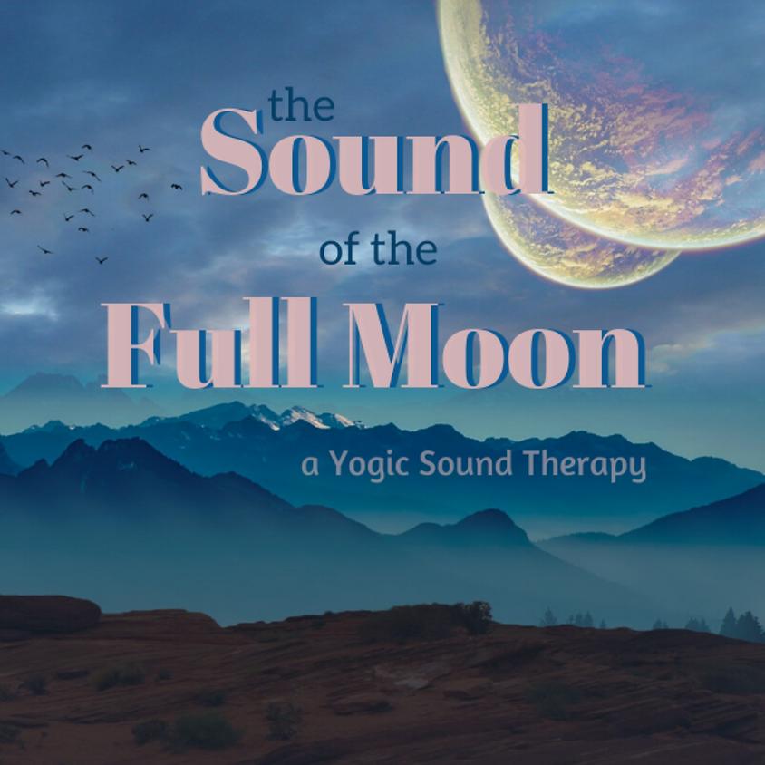 Volle Maan, klank-magie & fluisteringen van de ziel