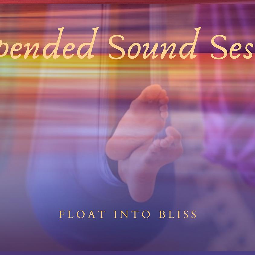 Sound Healing in een Hangmat...