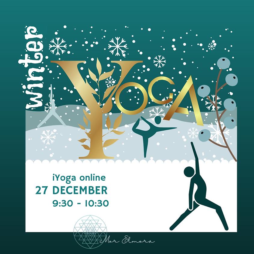 Winter Yoga - Yoga voor iedereen.